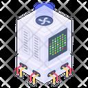 Databank Datacenter Server Icon