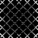 Datacenter Network Network Hub Network Server Icon