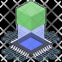 Datacenter Rack Icon