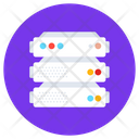 Server Dataserver Data Storage Icon