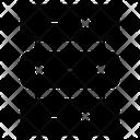 Dataserver Database Server Rack Icon