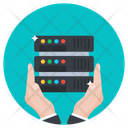 Dataserver Care Datacenter Protection Server Offering Icon