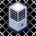 Dataserver Hub Database Datacenter Icon