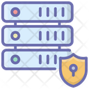 Dataserver Protection Server Antivirus Protective Sql Icon