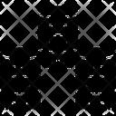 Dataserver Rack Icon