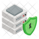 Dataserver Security Data Protection Server Security Icon