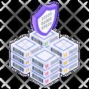 Dataserver Security Database Safety Data Safety Icon