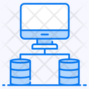 Dataset Data Storage Raw Data Icon