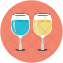 Date Drink Dinner Icon