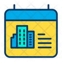 Hotel Check In Date Hotel Check Out Date Calendar Icon