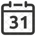 Schedule Month Day Icon