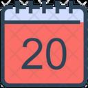 Seo Calendar Event Icon