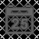Schedule Time Calendar Icon
