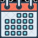 Date Calendar Occasion Icon