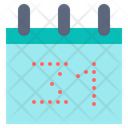 Date Promise Set Icon