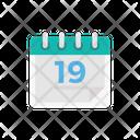 Date Calendar Month Icon