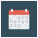 Date Schedule Event Icon