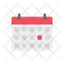 Date Calendar Schedule Icon