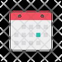 Date Events Data Picker Icon