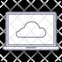 Cloud Data Share Icon