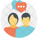 Date Chat Icon