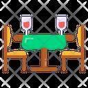 Dinner Date Dinner Restaurant Icon