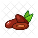 Date Fruit Fruits Fruite Icon