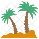 Arab Trees Date Trees Palm Trees Icon
