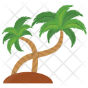 Date Palm Icon