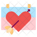 Date Love Relationship Icon