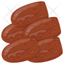 Dates Palm Sweet Icon