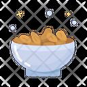 Dates Food Fasting Icon