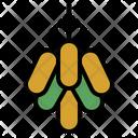 Dates Palm Vegetarian Icon