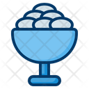 Dates Meal Cookie Icon