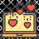 Many Love Love Laptop Icon