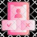 Dating App Love Romance Icon