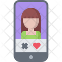 Dating App Photo Icon