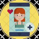 Friendship Dating App App Icon