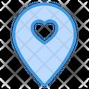 Location Love Love Location Love Icon