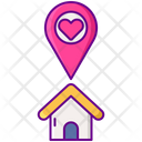 Love Place Icon