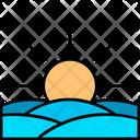 Dawn Fresh Sea Icon