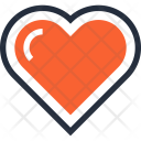 Day Favorite Heart Icon
