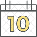Day Of Calendar Icon