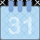 Christmas Calendar Holiday Icon