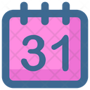 Christmas Calendar Holiday Icon