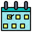 Day Calendar Date Icon