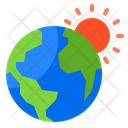 Day Earth World Icon