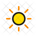 Day Sun Sunlight Icon