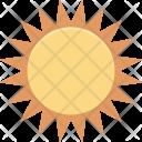 Day Daylight Sun Icon