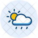 Day Drizzle And Windy Day Drizzle Windy Icon